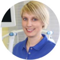 Zahnmedizinische Fachangestellte Frau Lehmann