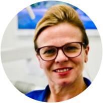 Zahnmedizinische Fachangestellte Frau Buhk